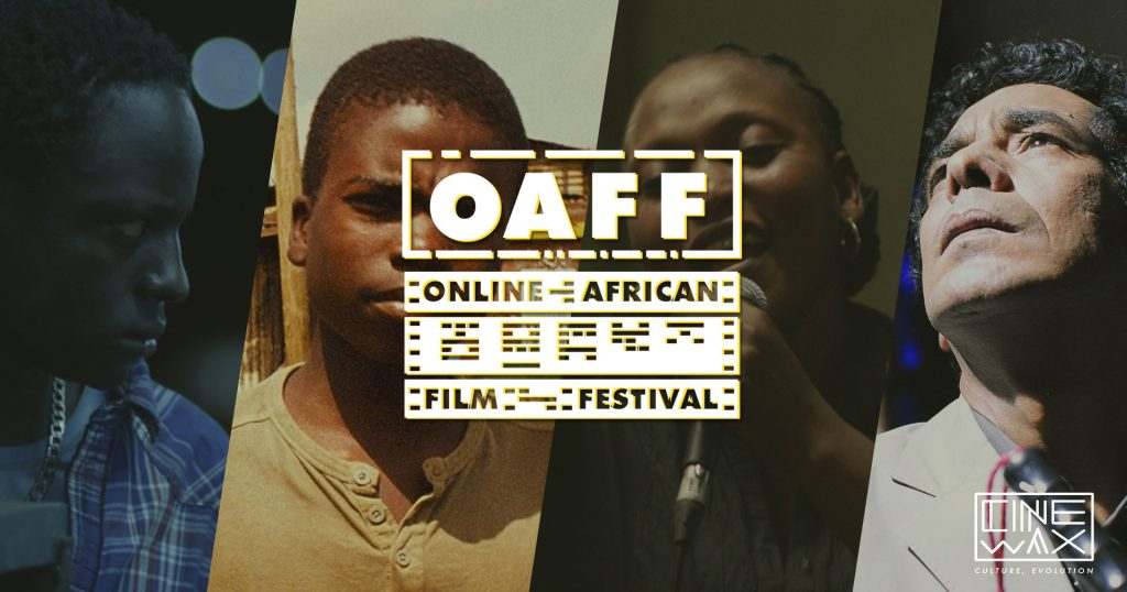 Festival Online Cine Africano